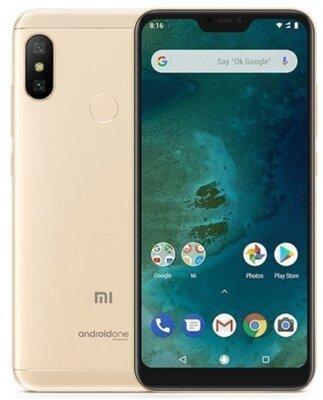 Смартфон Xiaomi Mi A2 Lite 4/64GB Gold 3