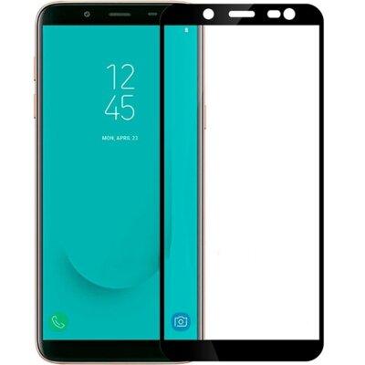 Защитное стекло Global TG Full для Samsung Galaxy J6 J600 Black 1