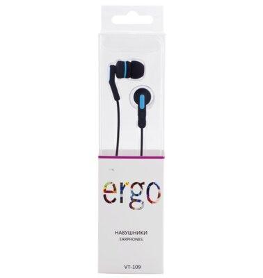 Навушники ERGO VT-109 Blue 2