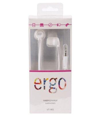 Наушники ERGO VT-901 White 2