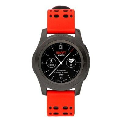 Умные часы ATRIX Smart watch X4 GPS PRO black-red 1