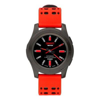 Умные часы ATRIX Smart watch X4 GPS PRO black-red 2