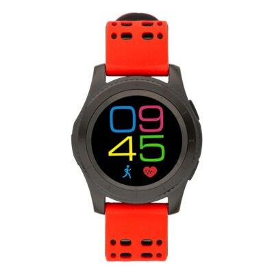 Умные часы ATRIX Smart watch X4 GPS PRO black-red 3