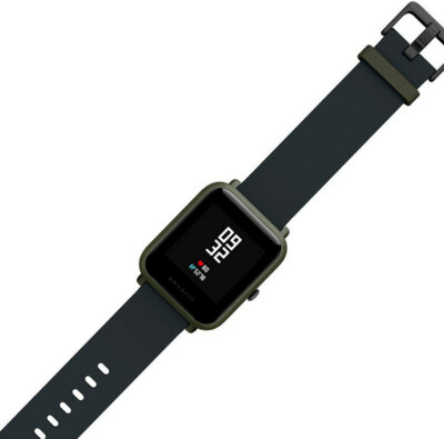 Розумний годинник Amazfit Bip Kokoda Green 3
