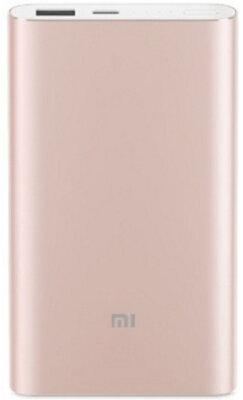 Мобільна батарея Xiaomi Mi Pro 10000mAh VXN4195US Gold 1