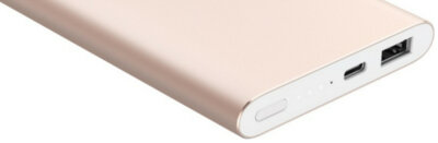 Мобільна батарея Xiaomi Mi Pro 10000mAh VXN4195US Gold 7