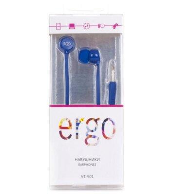Наушники ERGO VT-901 Blue 2