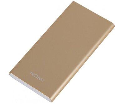 Мобильная батарея Nomi E050 5000 mAh Gold 3