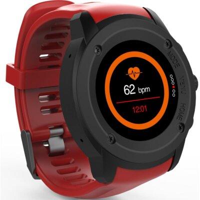 Смарт-часы NOMI W30 Black-Red 2