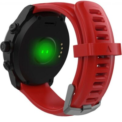 Смарт-часы NOMI W30 Black-Red 7