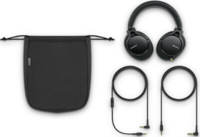 Навушники SONY MDR-1AM2 Black 6