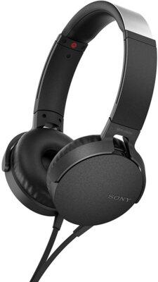 Навушники SONY MDR-XB550AP Black 1