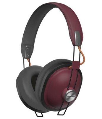 Навушники PANASONIC RP-HTX80BGC-R Red 1