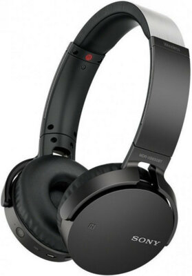 Навушники SONY MDR-XB650BT Black 1