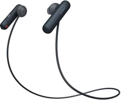 Навушники SONY WI-SP500 Black 1