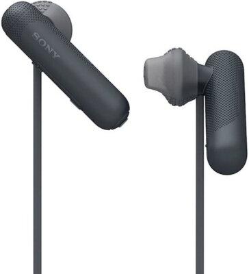 Навушники SONY WI-SP500 Black 2