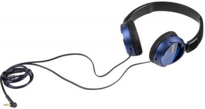 Наушники SONY MDR-ZX310AP Blue 7