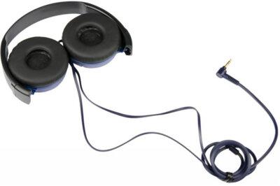 Наушники SONY MDR-ZX310AP Blue 9