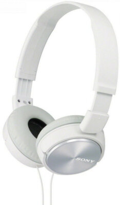 Навушники SONY MDR-ZX310AP White 1