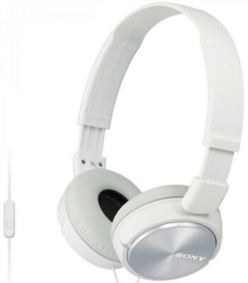 Навушники SONY MDR-ZX310AP White 2