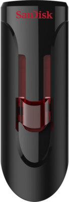 Накопитель SANDISK Cruzer Glide 256 Gb USB 3.0 Black 1