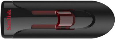 Накопитель SANDISK Cruzer Glide 256 Gb USB 3.0 Black 2