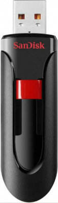 Накопитель SANDISK Cruzer Glide 16 Gb USB Black 1