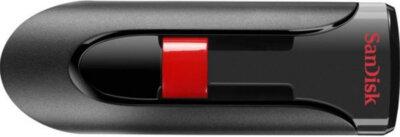 Накопитель SANDISK Cruzer Glide 16 Gb USB Black 2