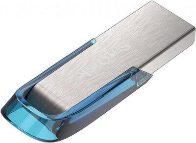 Накопитель SANDISK Ultra Flair 32 Gb USB 3.0 Blue 4