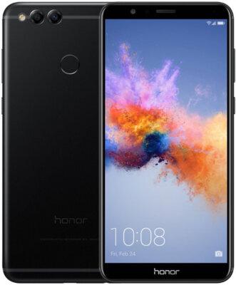 Смартфон Honor 7X 4/64GB Black 2