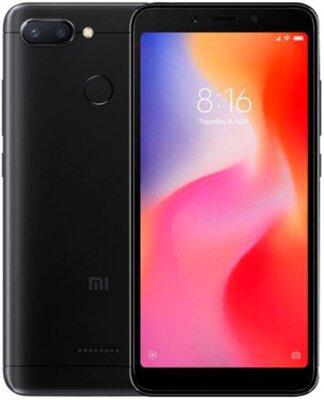 Смартфон Xiaomi Redmi 6 4/64GB Black 2