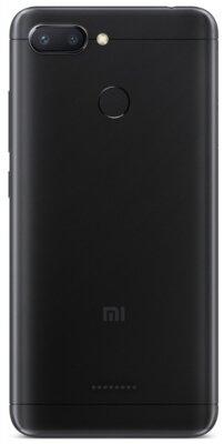 Смартфон Xiaomi Redmi 6 4/64GB Black 5