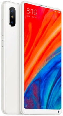 Смартфон Xiaomi Mi Mix 2S 6/128GB White 3