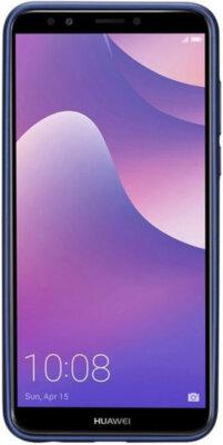Чохол T-PHOX Shiny для Huawei Y7 Prime 2018 Blue 2