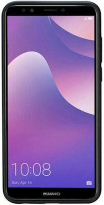 Чохол T-PHOX Shiny для Huawei Y7 Prime 2018 Black 2