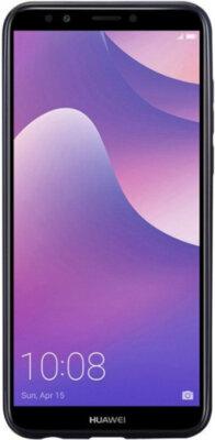 Чохол T-PHOX Crystal для Huawei Y7 Prime 2018 Black 2