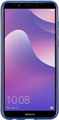 Чохол T-PHOX Crystal для Huawei Y7 Prime 2018 Blue 2