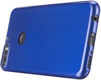 Чохол T-PHOX Crystal для Huawei Y7 Prime 2018 Blue 4