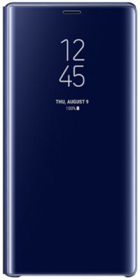 Чохол Samsung Clear View Standing Cover Blue для Galaxy Note 9 N960 1
