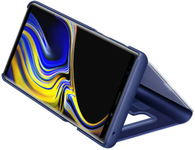 Чохол Samsung Clear View Standing Cover Blue для Galaxy Note 9 N960 5
