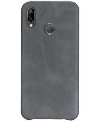Чехол T-PHOX Vintage для Huawei P20 Lite Black 1