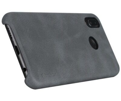 Чехол T-PHOX Vintage для Huawei P20 Lite Black 3