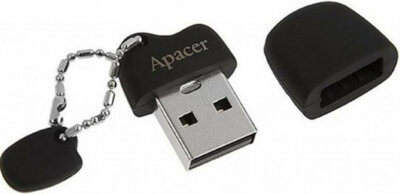Накопитель APACER AH118 16GB Black 4