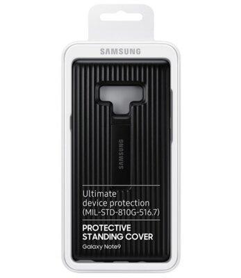 Чохол Samsung Protective Standing Cover Black для Galaxy Note 9 N960 6