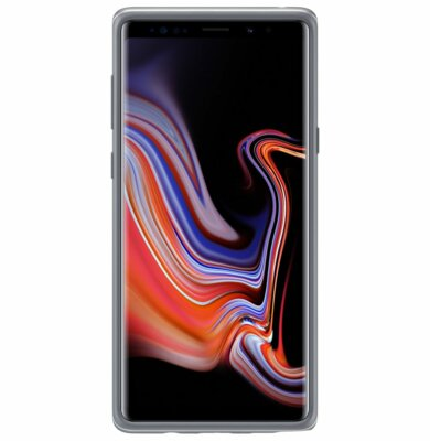 Чохол Samsung Protective Standing Cover Silver для Galaxy Note 9 N960 2