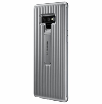 Чохол Samsung Protective Standing Cover Silver для Galaxy Note 9 N960 3