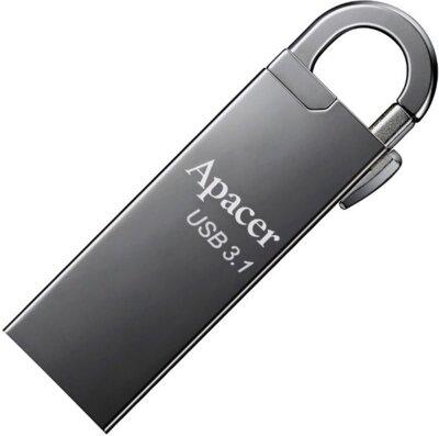 Накопитель APACER AH15A 16GB USB3.1 Ashy 3