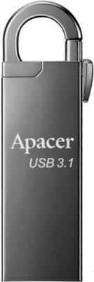 Накопитель APACER AH15A 32GB USB3.1 Ashy 1