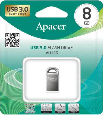 Накопичувач APACER AH156 8GB USB3.0 Ashy 3
