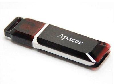 Накопитель APACER AH321 32GB Red 2